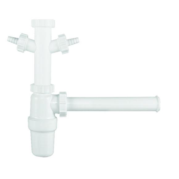 STY-301 klímaszifon, dupla ágú