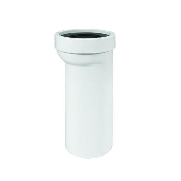 STY-530-110-20 WC bekötő, 20 mm-es eltolású