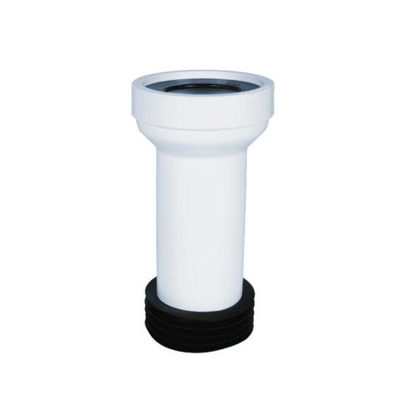 STY-530-90-EH egyenes WC bekötő