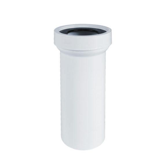 STY-530-E-H WC bekötő, egyenes