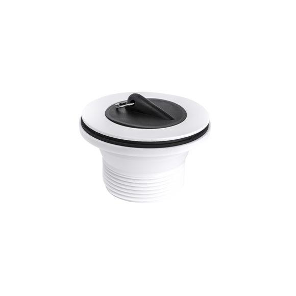 STY-543-ML műanyag tányéros leeresztőszelep