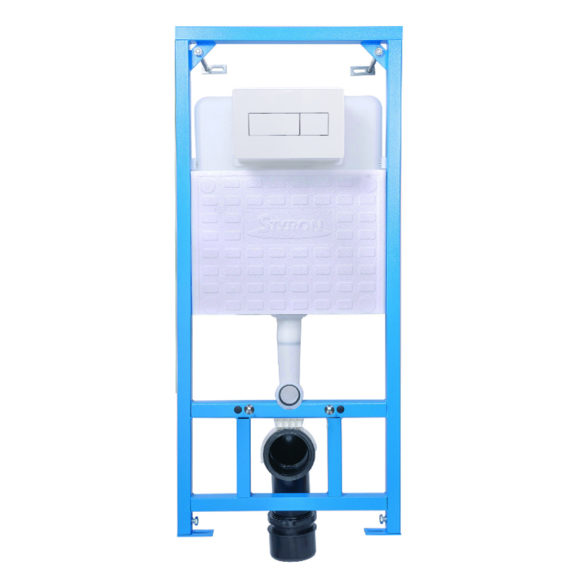 STY-740-A NIAGARA WC tartály fehér nyomólappal