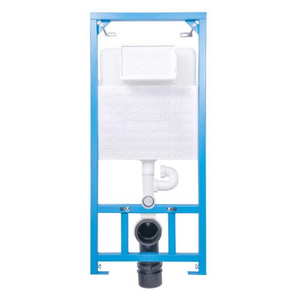 STY-740-M NIAGARA beépíthető WC tartály szagelszívós csatlakozással