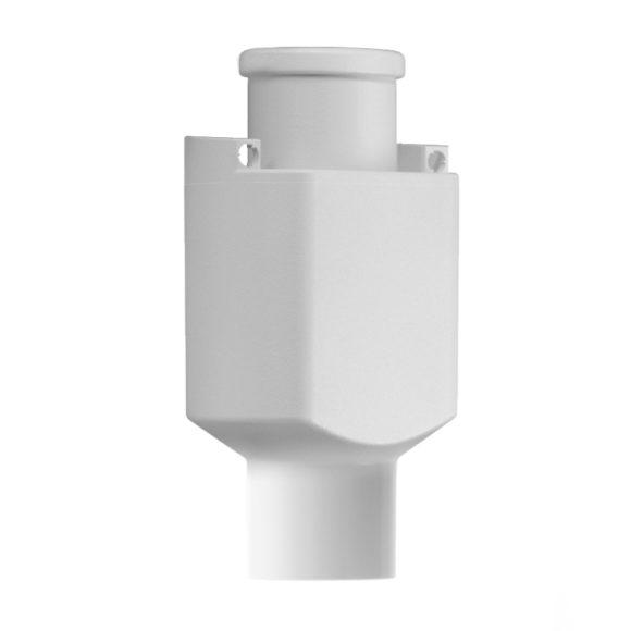 Falba építhető klímaszifon