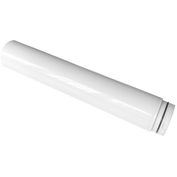 STY-T-710 csőtoldó 40/50-es rövid csőhöz, középmagasra szerelt wc tartályhoz